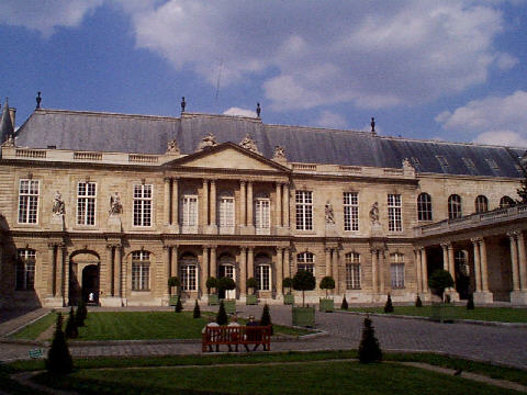 Архив (Archives Nationales)