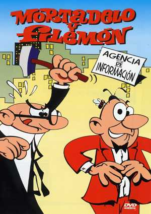 Мортадело и Филемон (Mortadelo y Filemón)