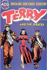 Терри и пираты (Terry and the Pirates)